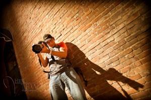 Photographer Trevor Boller