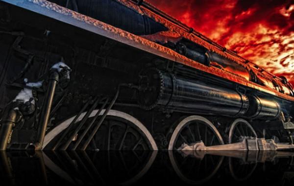 Train image - Bob Bittner