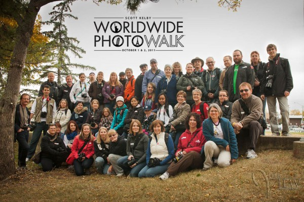 Scott Kelby Worldwide Photo Walk 2011 - Edmonton Group #1