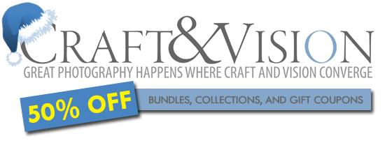 Craft and Vision 50% off sale