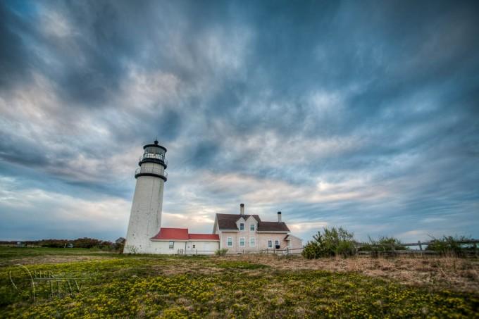 Cape Cod Lighthouse Wallpaper October 2012