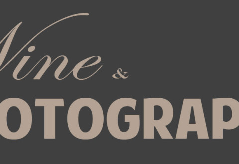 wine and photography workshop