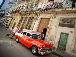 Cuba photo travel tour