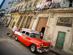 Cuba photo travel tour
