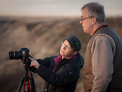 weekend photography workshop drumheller alberta
